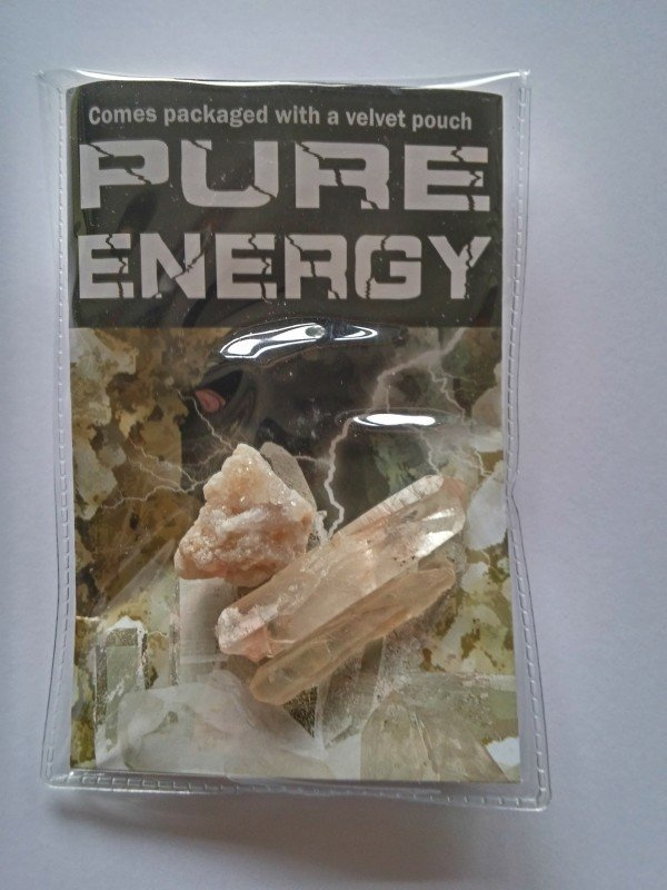 Pure energy – set gorskog kristala