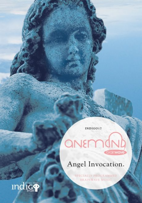 Anemona Angel Invocation CD