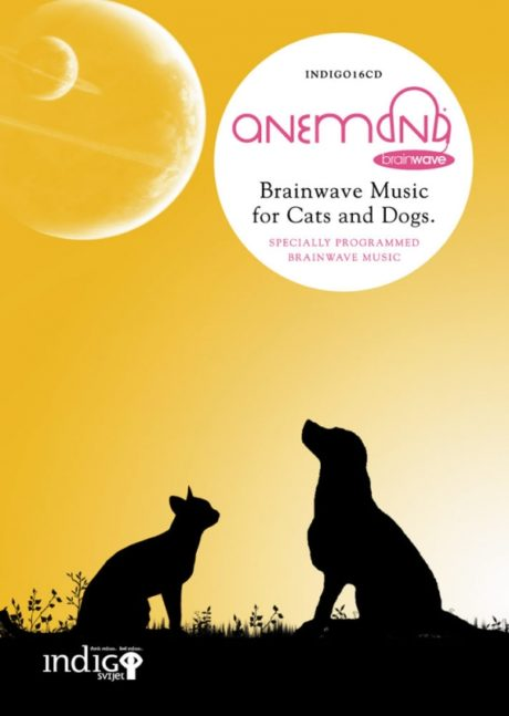 Anemona Brainwave music for cats and dogs CD