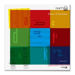 Anemona Music of Vitamins CD