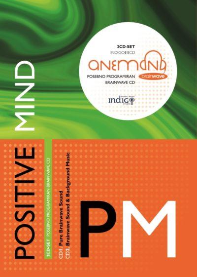 Anemona Positive mind 2 CD set