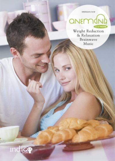 chiAnemona Weight Reduction Relaxation Brainwave Music CD
