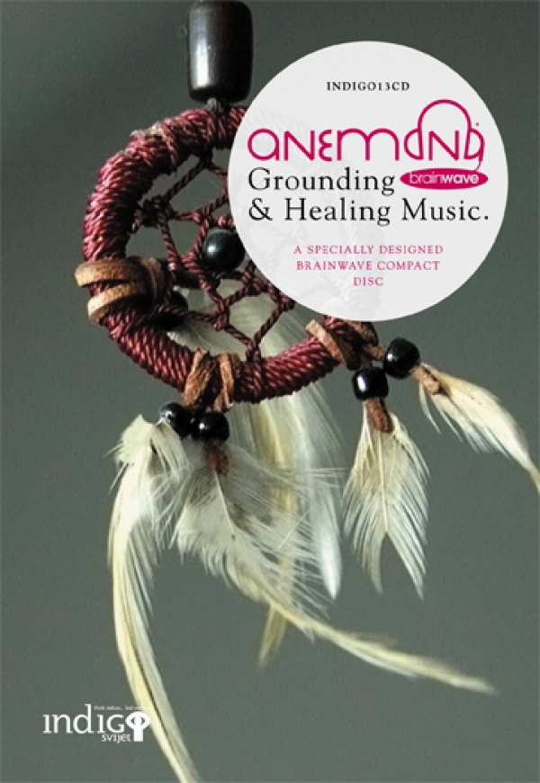Anemona Grounding & healing music CD