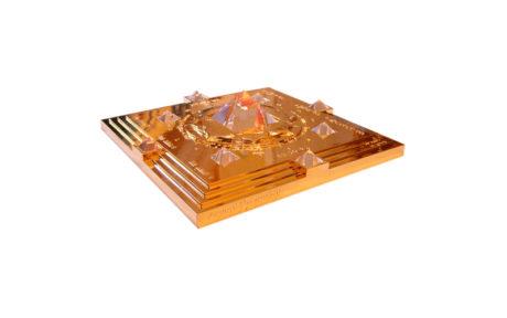 pyramid gold 500
