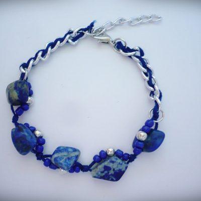 narukvica-lapis lazuli