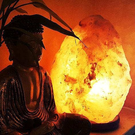 Lampa od himalajske soli