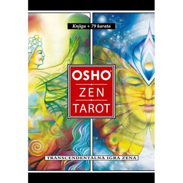 OSHO ZEN TAROT: Transcendentalna igra Zena (79 karata i priručnik)