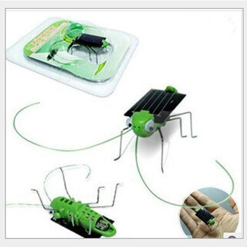 Solar skakavac – igračka na solarni pogon
