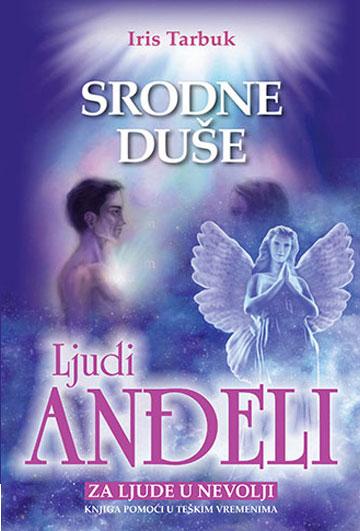 """Love&Angel set knjiga """"Srodne Duše i Ljudi Anđeli"""""""
