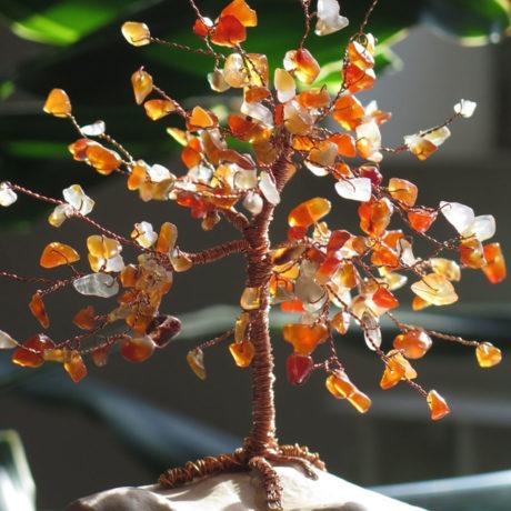 drvo sreće Karneol 2a