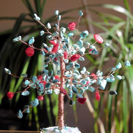 drvo sreće Tirkizb
