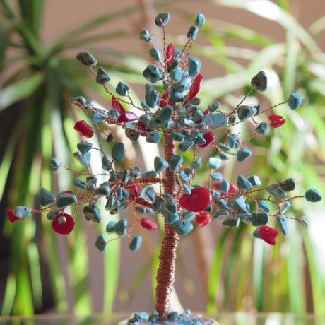 drvo sreće Tirkizd