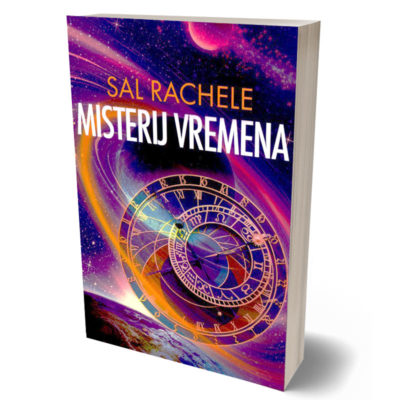 3D knjiga SAL RACHELE MISTERIJ VREMENA 1