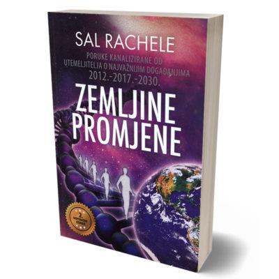 3D knjiga SAL RACHELE ZEMLJINE PROMJENE 1