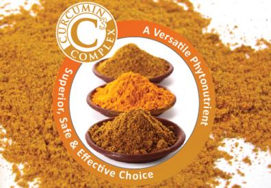 Curcumin C3 complex i prah