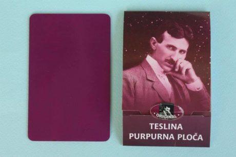 Teslina purpurna ploca 5