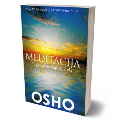 3D knjiga OSHO MEDITACIJA 1