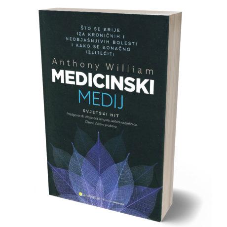 3D knjiga medicinski medij 1