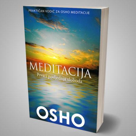 3D knjiga osho meditacija