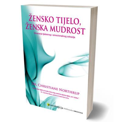 3D knjiga ZENSKO TIJELO ZENSKA MUDROST 1