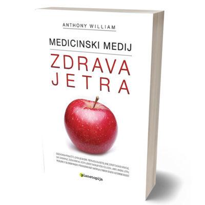 3D knjiga zdrava jetra