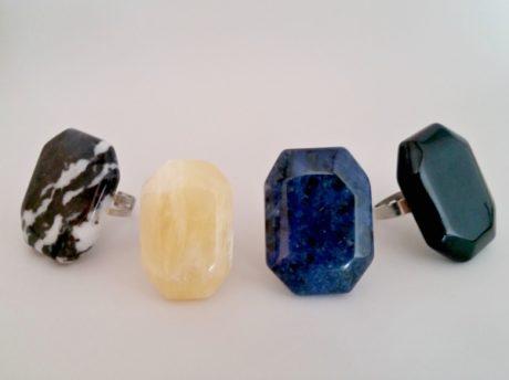 kristalni prsteni