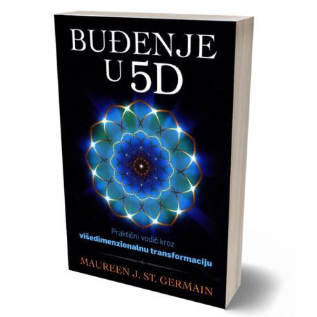 3D knjiga BUDJENJE U 5D 1