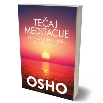 3D knjiga teaj meditacije