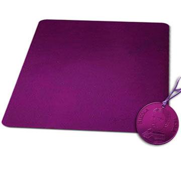 Teslina purpurna ploca velika disk