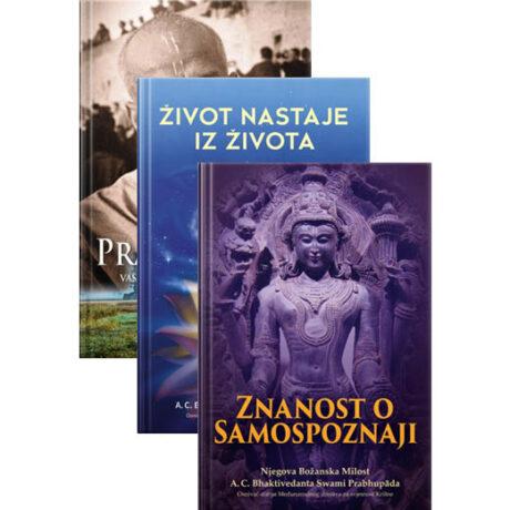 paket 3 knjige