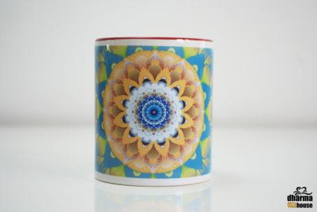 mandala salica mandala cup dharma art and yoga house kuca dharme TN 002