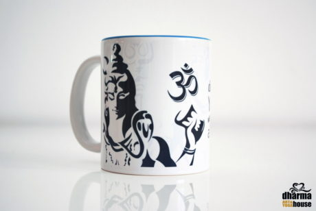 yoga cup salica dharma art and yoga house kuca dharme SHIVA 001